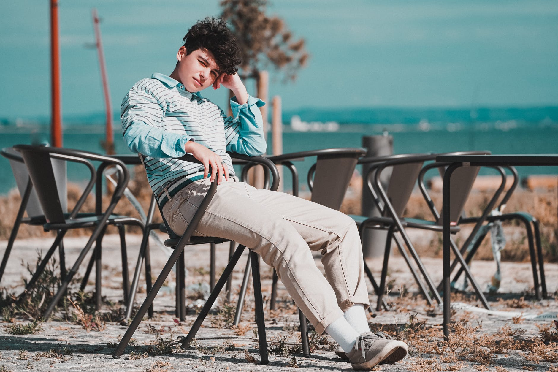 Beach Outfit Ideas For Men
